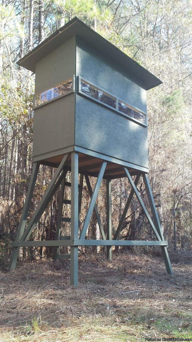 Deer Stand For Sale Classifieds