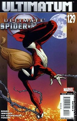 Ultimate Spider-Man (2000) #129 FN