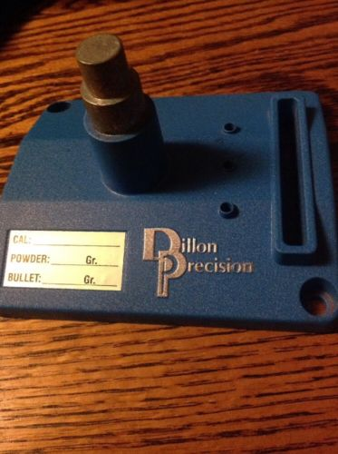 DILLON PRECISION RELOADING PRESS RL550 XL650 TOOLHEAD STAND ALUMINUM -