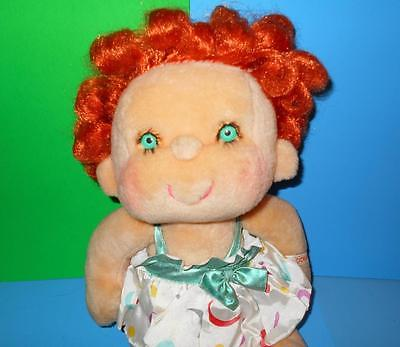 Adorably Cute Cuddly Hugga Bunch Tickles Hallmark Kenner Free Ship Vintage 1985