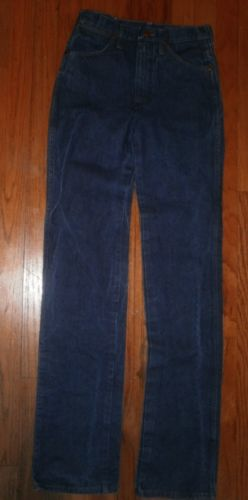 Wrangler 936DEN sz 28x36 Rodeo Western Jeans Slim Fit MINT ~made USA