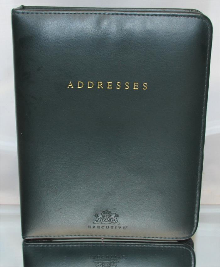 Stuart Hall No. 8432 Executive Address Book