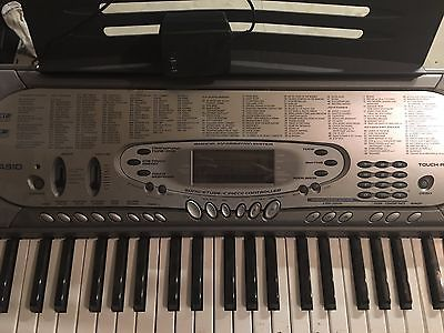 Casio Keyboard CTK-574