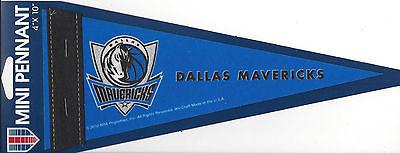 Dallas Mavericks mini pennant 4