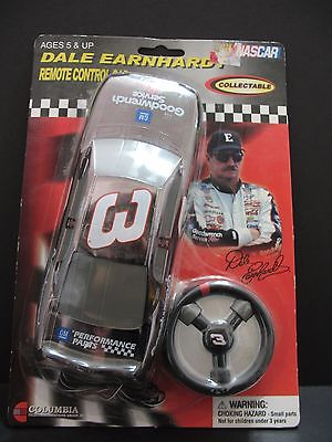 Vintage Nascar Dale Earnhardt 3 Remote Control Car Collectable NIB Age 5+up 2002