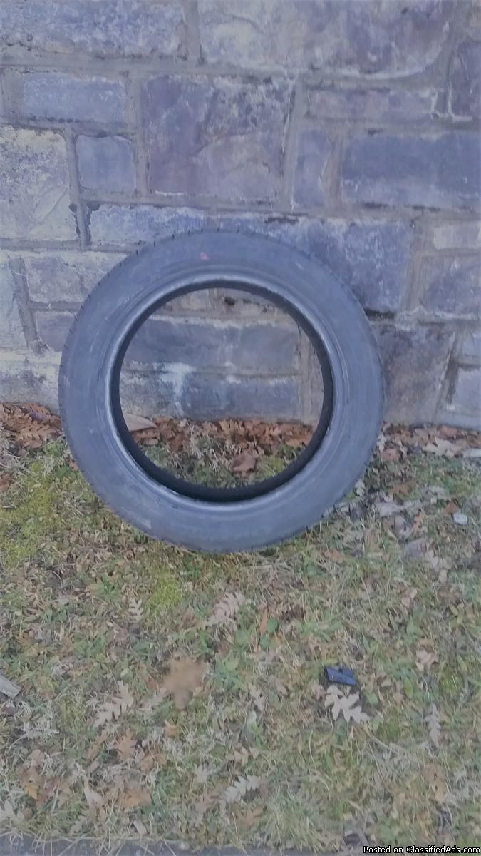 1 195/50R16 Hankook Optimo tire