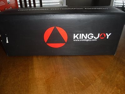 KINGJOY PROFESSIONAL PHOTOGRAPHIC EQUIPMENT VT-1510