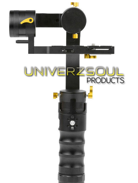 ikan DS1 Beholder Gimbal for Select DSLRs and Mirrorless (FREE BATTERY)