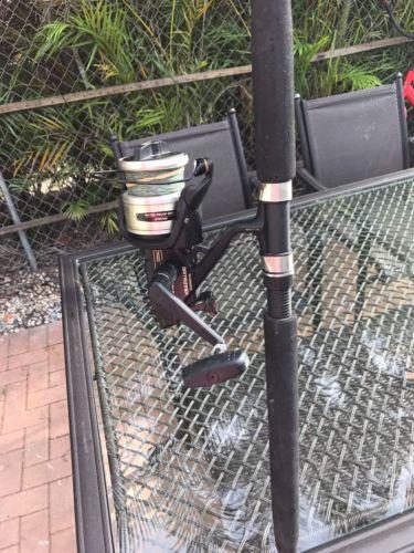 Shimano baitrunner 4500B spinning reel