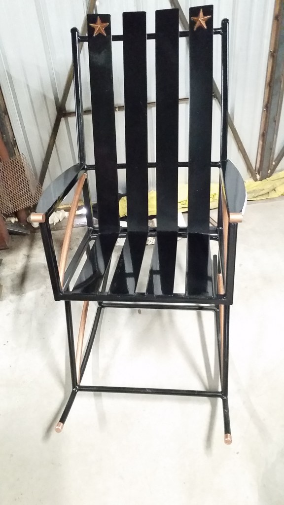 Rocking Chair. New