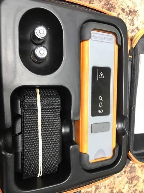 fieldSENSE FS8500 Occupational RF Safety Monitor