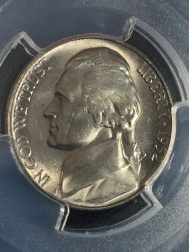 1952-S 5C FS Jefferson Nickel Five Cent PCGS MS66+FS                  25640818