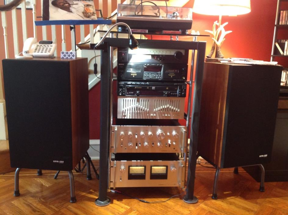 PIONEER SPEC 4 STEREO SYSTEM