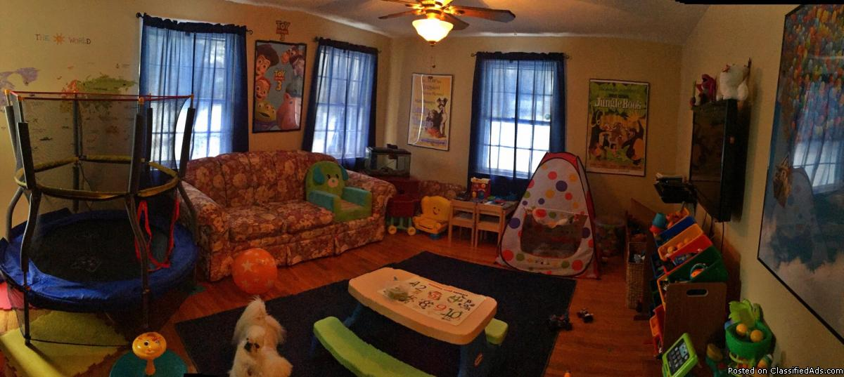 Two Moms In Home Daycare