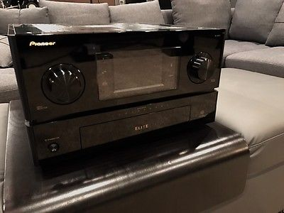 Pioneer Elite SC 09TX 10.2 Channel 1400 Watt Receiver