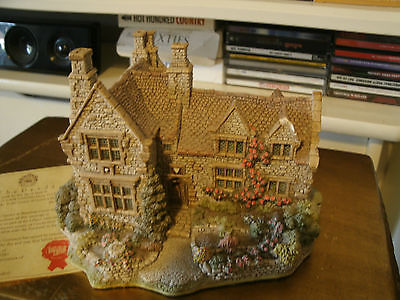 LILLIPUT LANE ,  ARMADA HOUSE, BOXED & CERT.