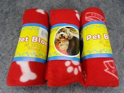 3 Warm & Cozy Pet Blankets 30