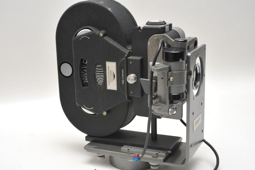 RARE** Robot Recorder 36 BE w/Arriflex Long Roll magazine