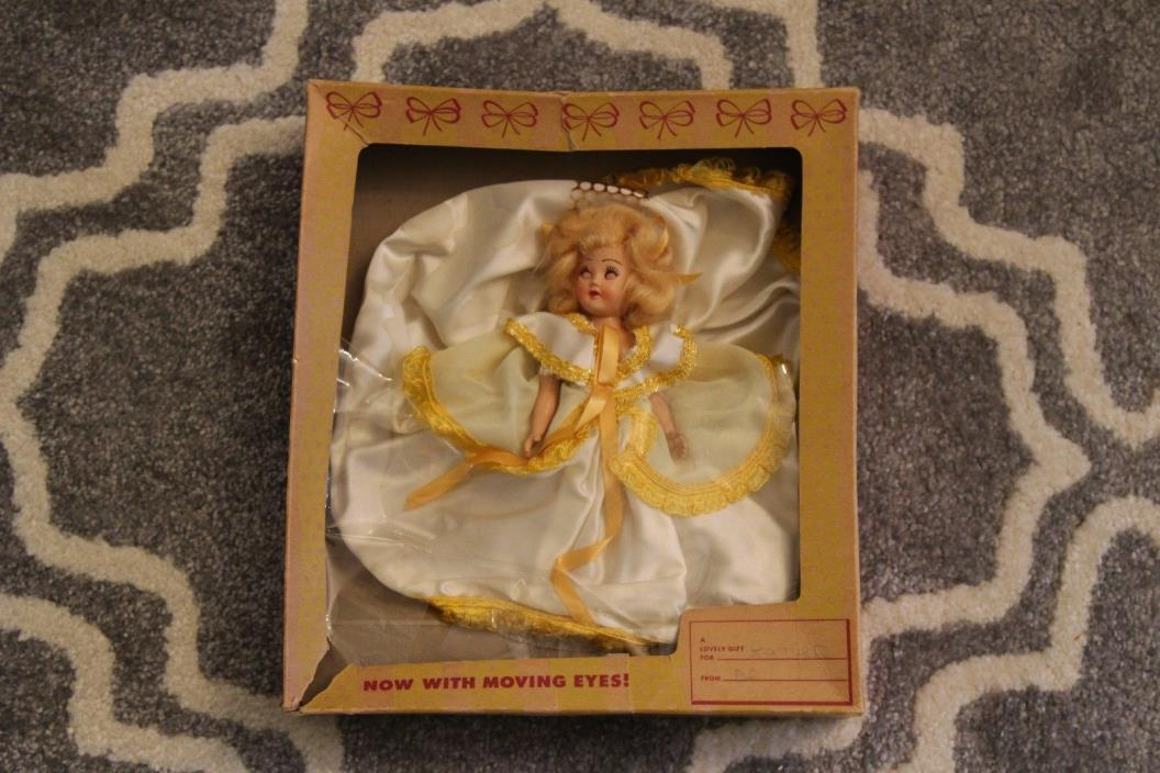 Vintage Melody Doll - Cinderella #324 - with Box