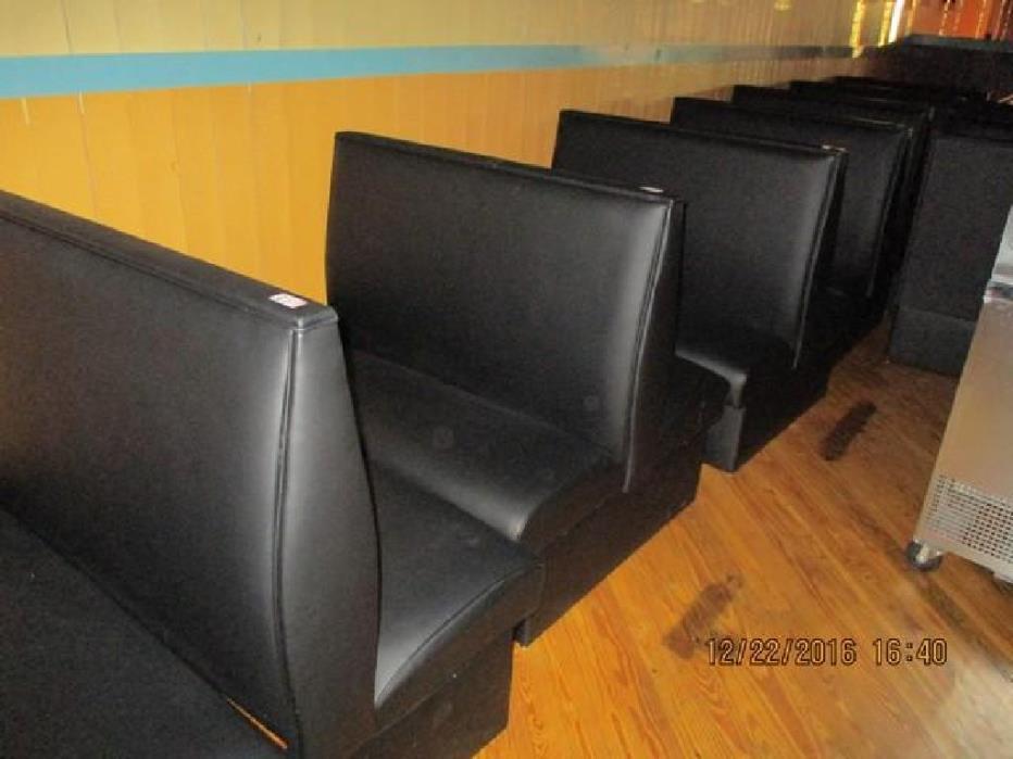 Vinyl Restaurant Booth Set RTR#6123100-05