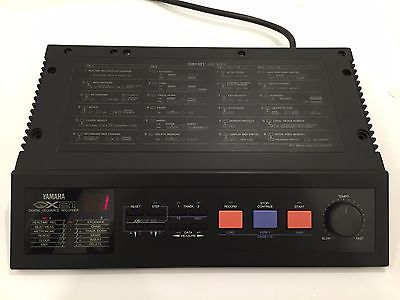 Yamaha QX21 Digital MIDI Sequencer Excellent Condition! Vintage VTG