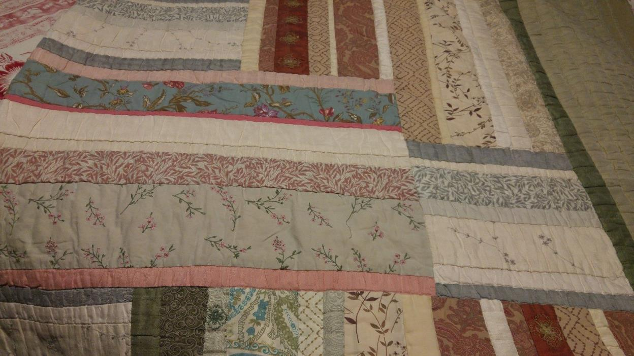 Pottery Barn Providence Patchwork - For Sale Classifieds