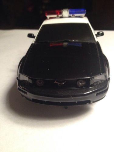1/32 Slot Car Carrera Ford Mustang Police Car