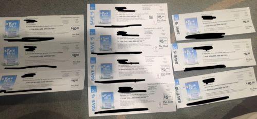 $60 PURE BLISS SIMILAC coupon checks