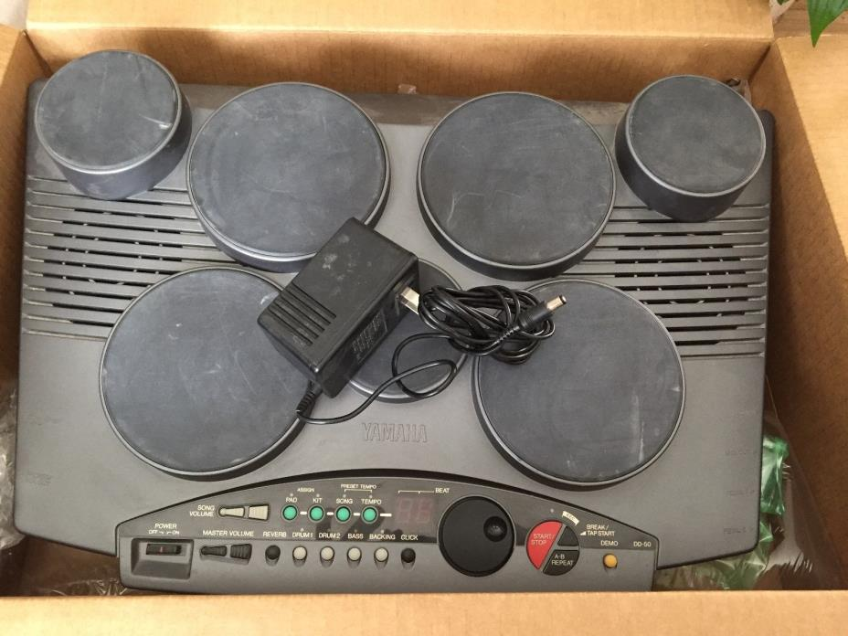 Yamaha Digital Drum Set Pro DD50 Electronic Percussion