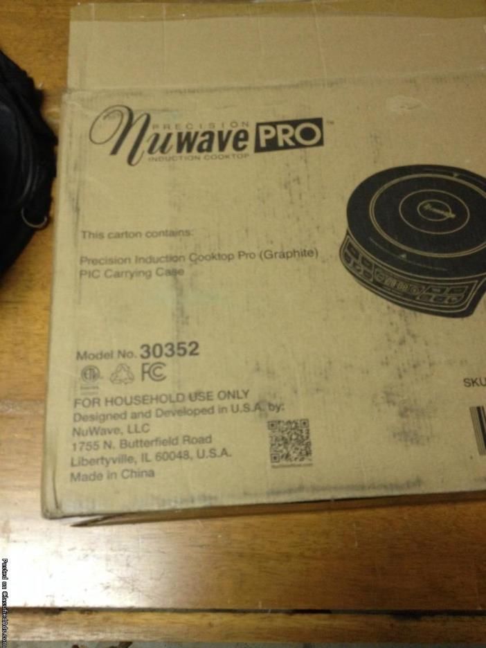 NuWave Pro, as seen on QVC