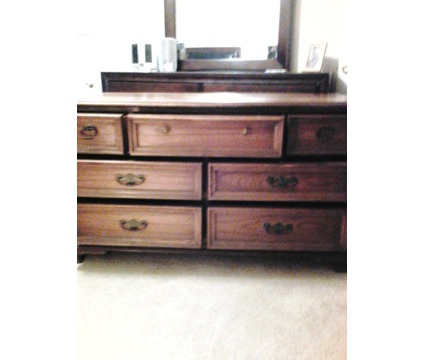 7 dresser drawer set with mirror
