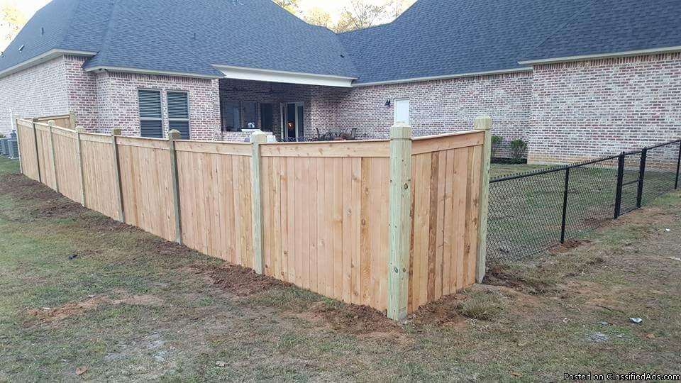 Fine Fencing and More Construction
