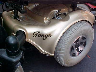 Winmed Tango powerchair parts electric wheelchair