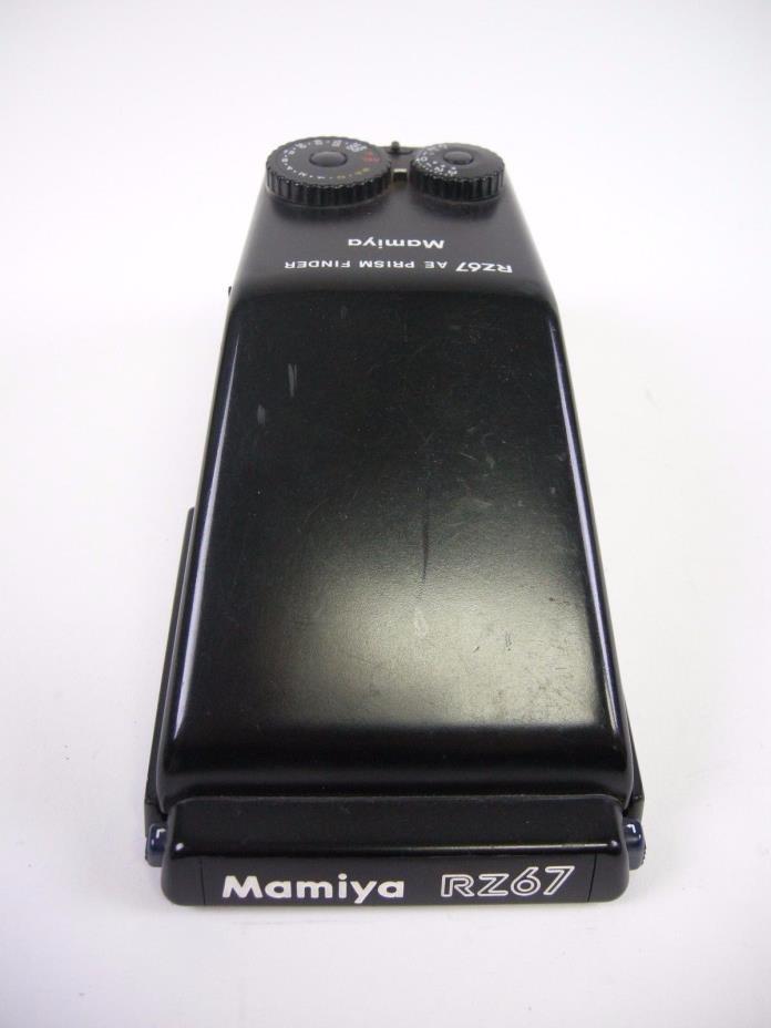 Mamiya RZ Pro II AE Prism Finder for RZ 67 Pro II Cameras in EC