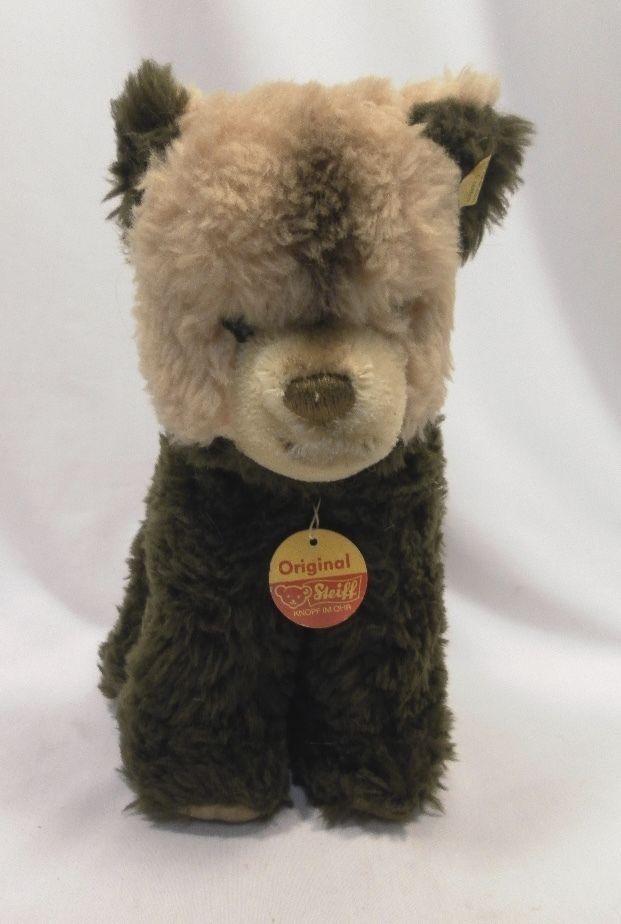 Vintage Steiff Tapsy Bear Cub