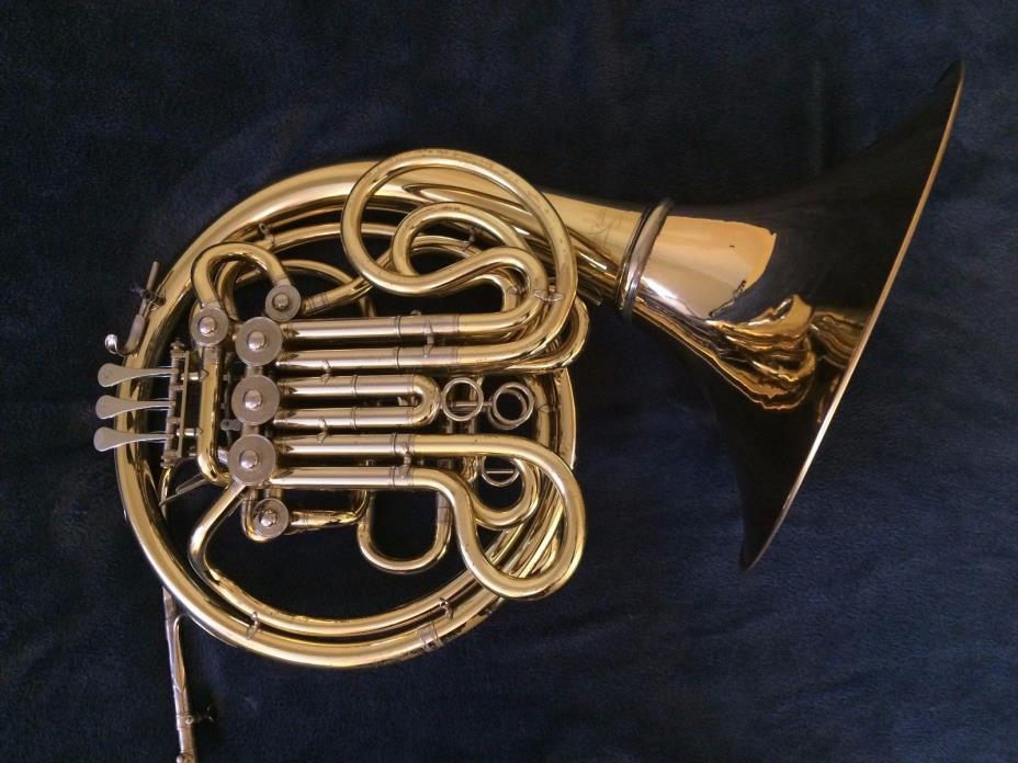 Ricco Kühn 393 Triple French Horn