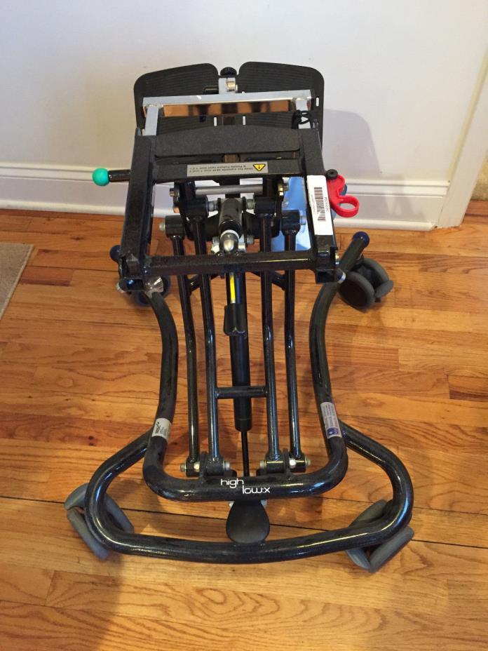 pediactric lift chair frame