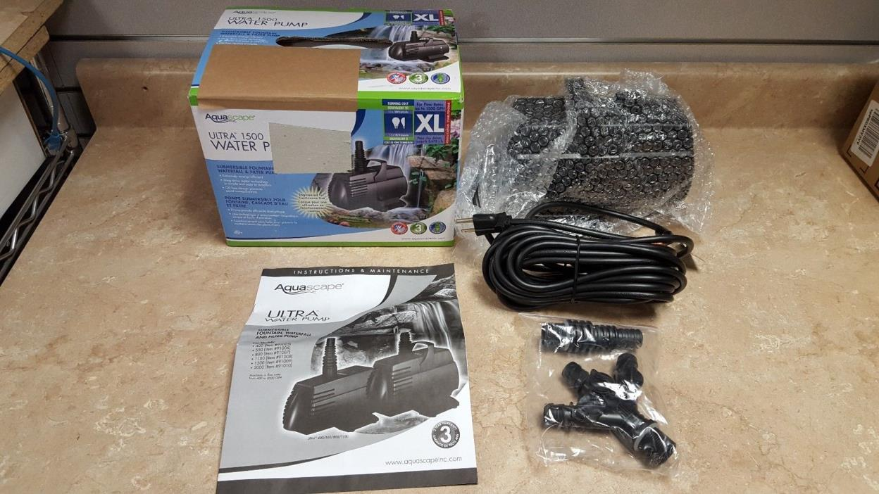 Pond waterfall pump for sale classifieds for Small pond pumps for sale