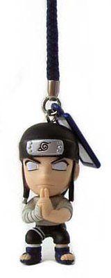 Naruto Ninja Neduke Keychain Vol 3: Neiji US Seller Bandai Capsule Toy
