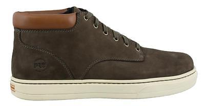 Timberland Pro Disruptor Chukka Lace Up Shoes Leather Mens Work And Uniform