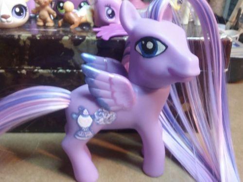 OOAK MLP Custom My Little Pony Penelope Perfume, Fakie, Broney, Rehair