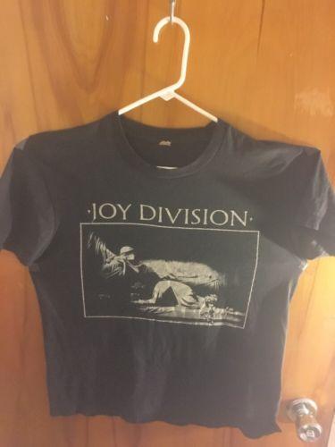 Vintage Joy Division Closer T-Shirt Medium