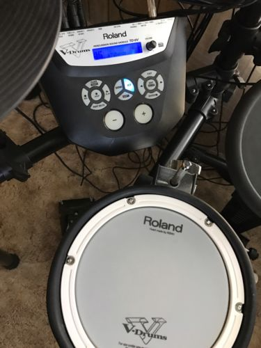 Roland TD-6V Electronic Drum Set