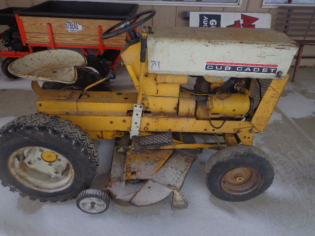 Antique Garden Tractor For Sale Classifieds