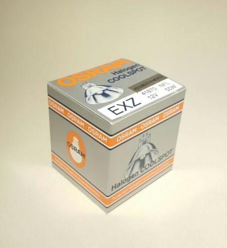 OSRAM HALOGEN COOLSPOT EXZ Replacement Bulb // 41870 NFL 12V 50W LAMP SPOT LIGHT