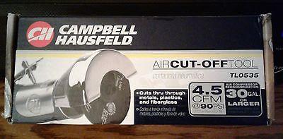 CAMPBELL HAUSFELD AIR CUT-OFF TOOL TL0535
