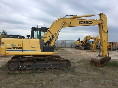 2012 Kobelco SK170LC-9 Hydraulic Excavator