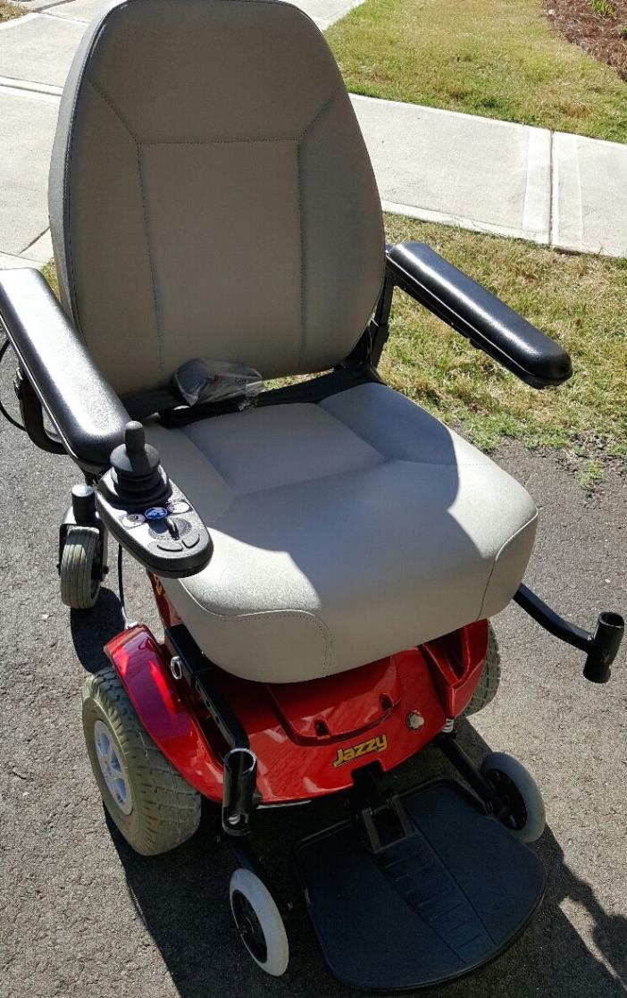 Pride Jazzy Select GT Power Wheel Chair (Clean, Works, New Batteries Loaded)