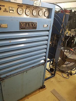 Mako 5000 psi breathing Air compressor(Scuba,Paintball,Fire)