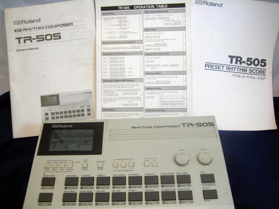 roland tr 808 drum machine for sale classifieds. Black Bedroom Furniture Sets. Home Design Ideas